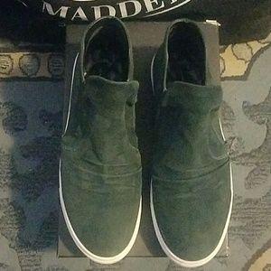 STEVEN by Steve Madden Suede Slip-On Sneakers